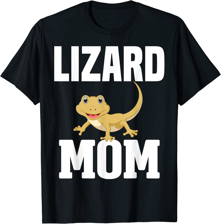 Premium Monitor Lizard Shirt Funny Lizard Shirt Pet Reptile T-Shirt Ackie Savannah Monitor Shirt Lizard Lover Gift for Lizard Mom Men Women