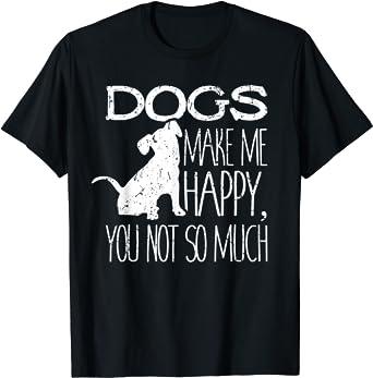 Mocha Treats Happy Dogs T-Shirt