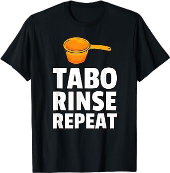Tabo Filipino Philippines Hygiene T-Shirt