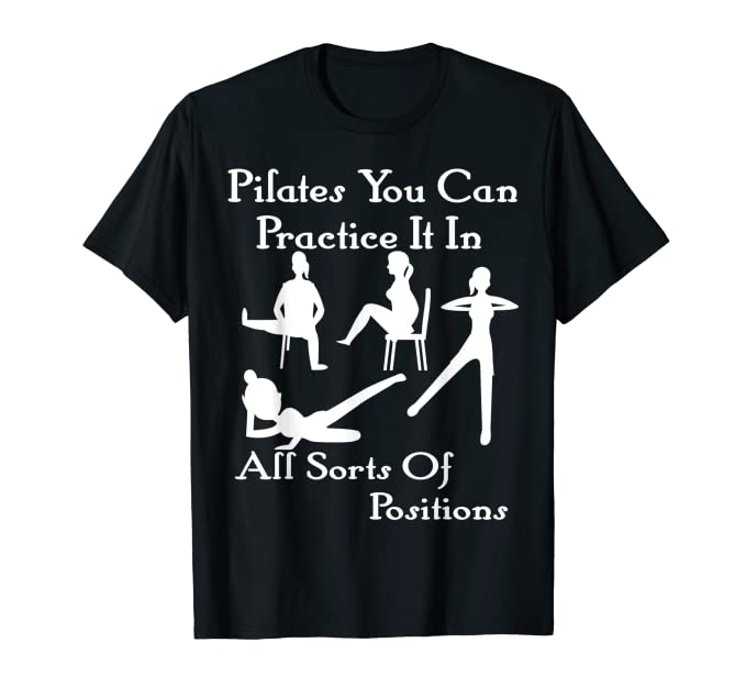 Fun Inclusive Pilates T-Shirt