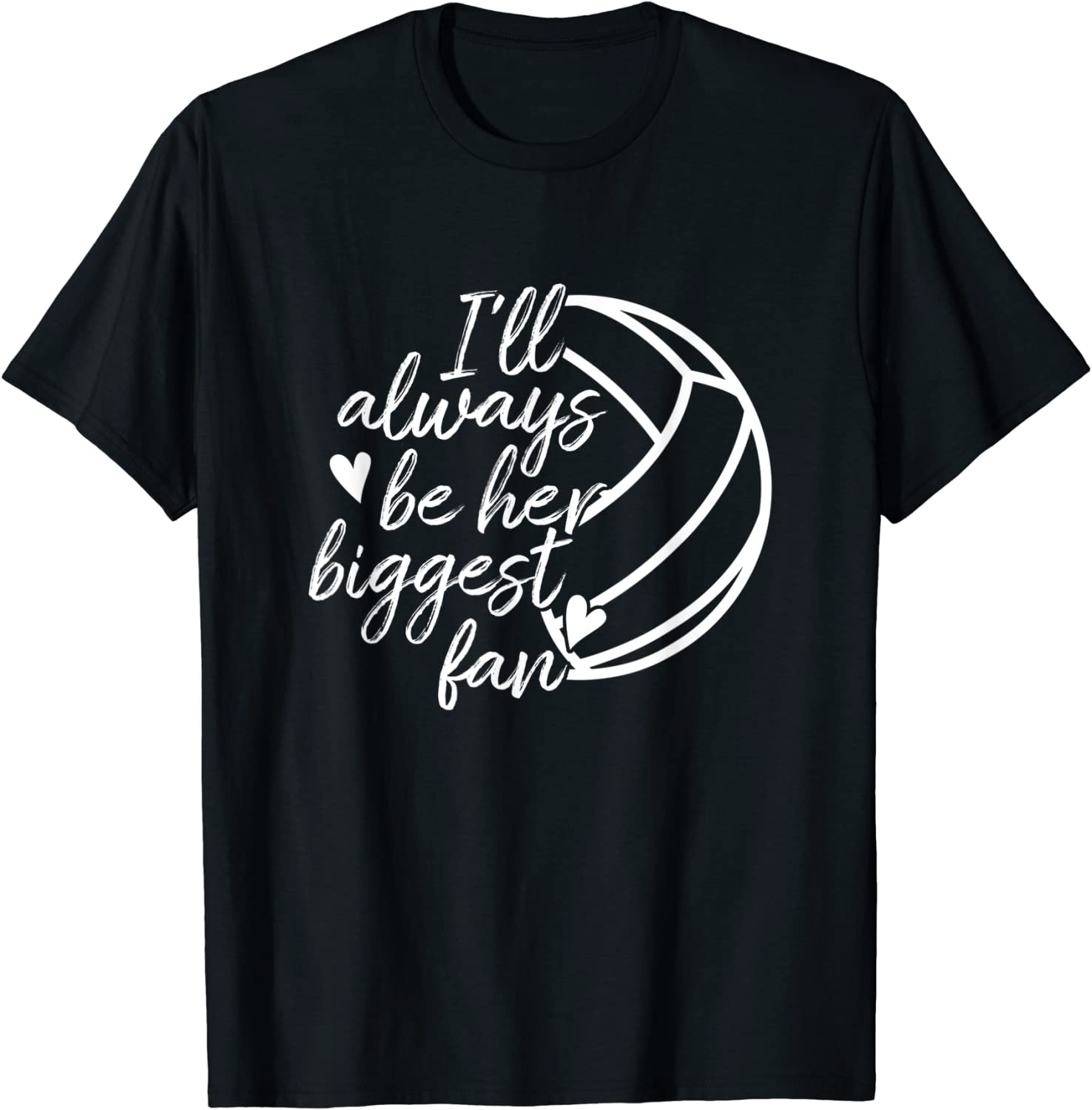 Soccer Mom Shirt Gift For Mom/'s Bella 6004 Women/'s Favorite Tee, I/'ll Always Be Your Biggest Fan Game Day Shirt