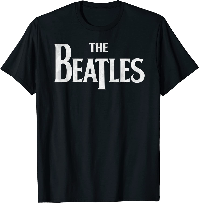 The Beatles Classic Logo T-shirt