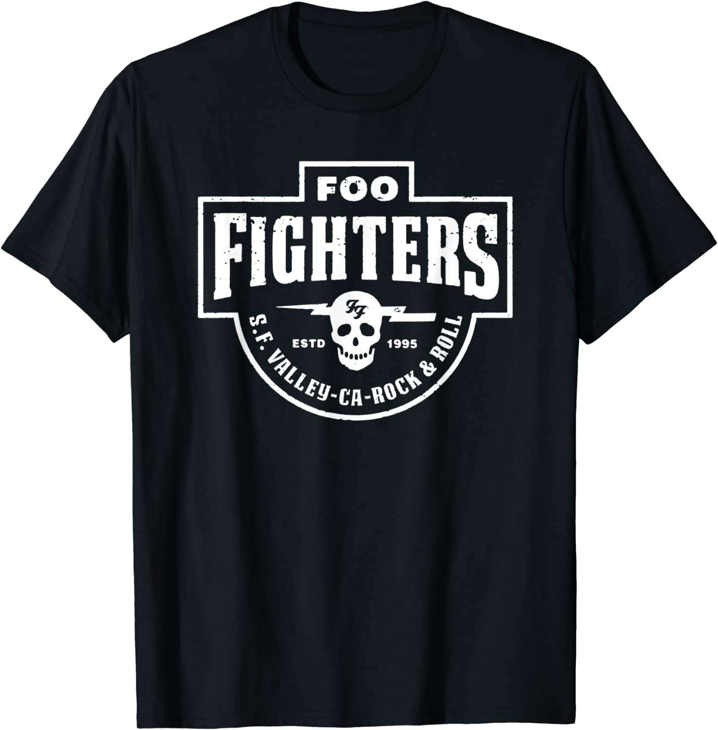 Foo Fighters Insignia T-Shirt