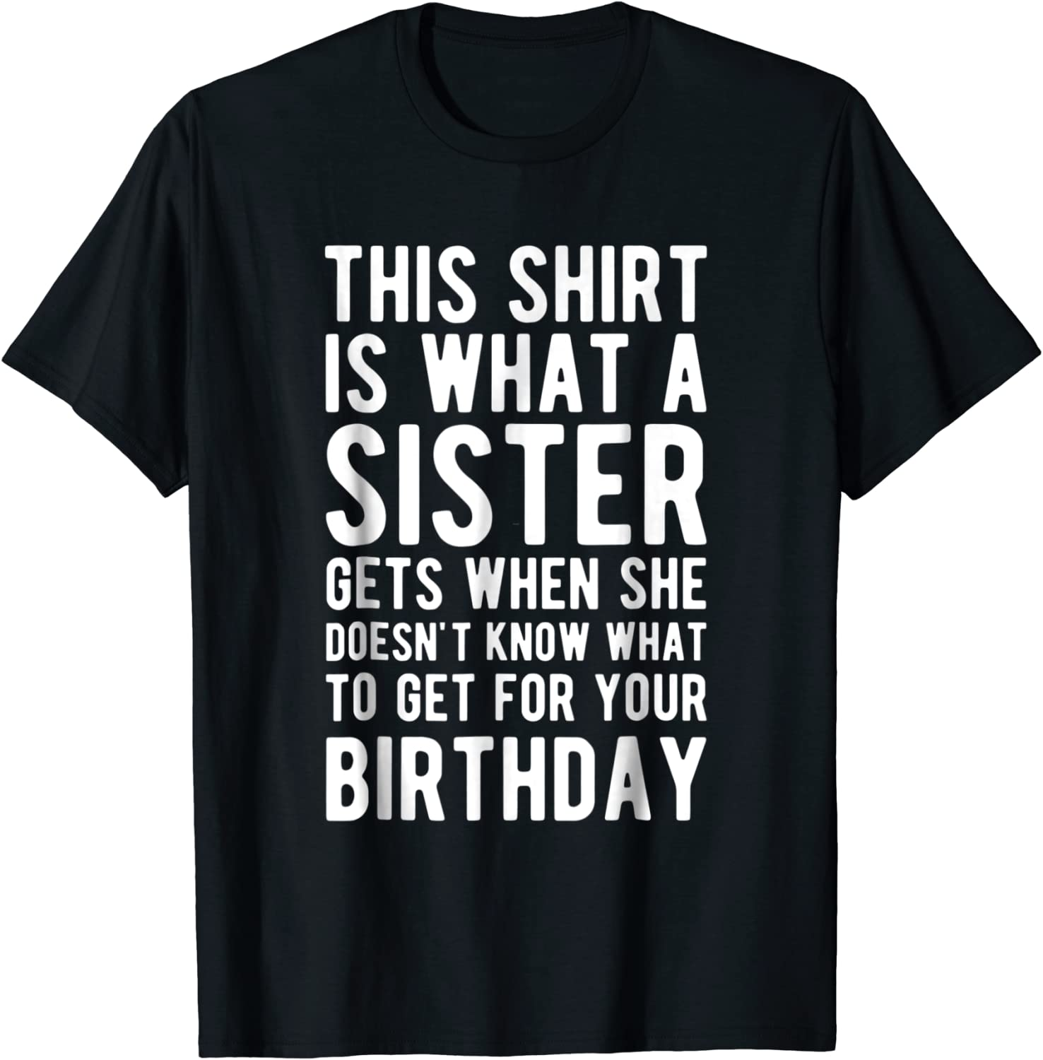 Worlds best Brother T-shirt Gift for Brother Tee Shirt Birthday Gift Tee Shirt