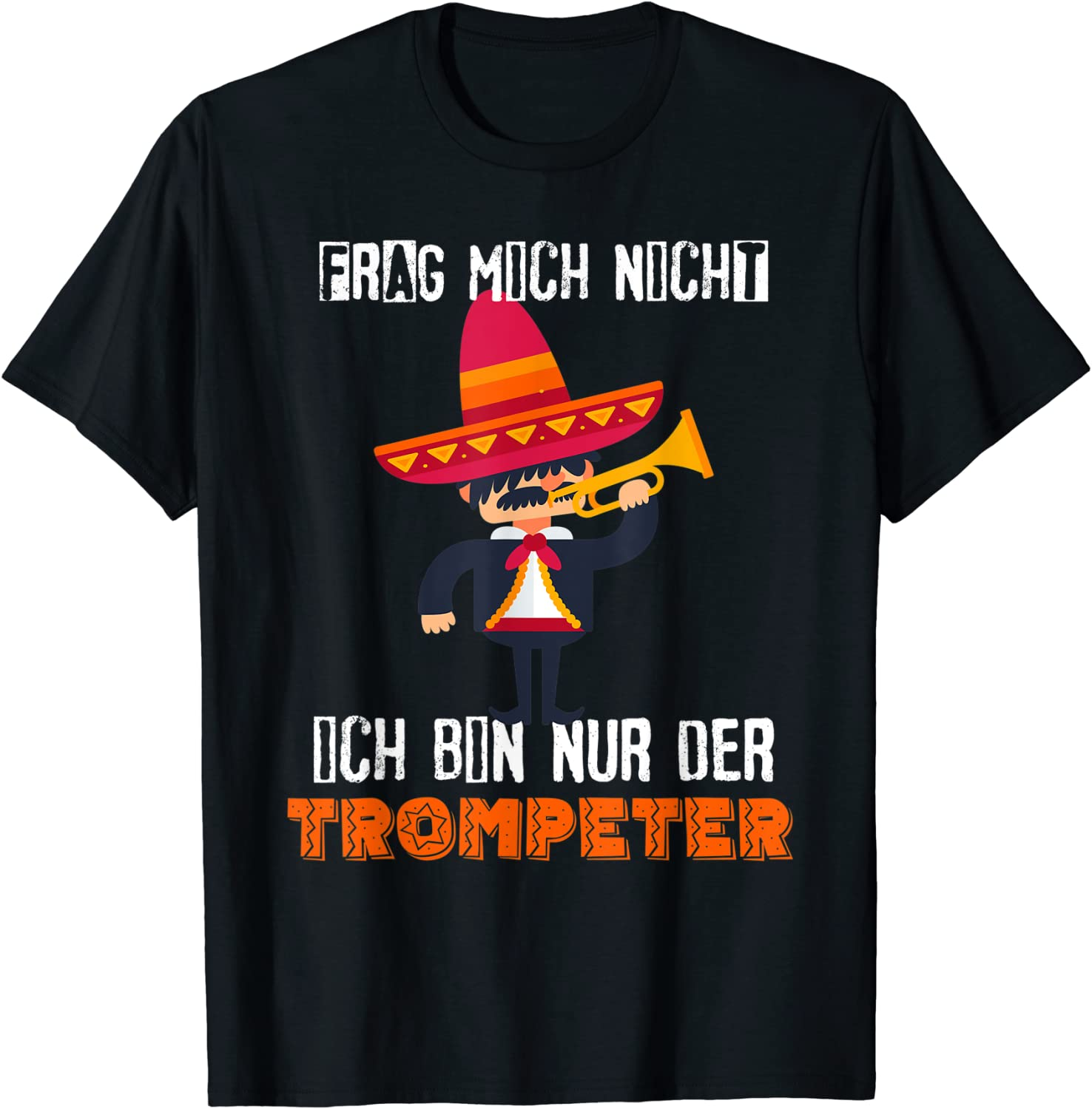 Trompeter - Mexican style-Kinder ab 3 Jahre -lustiger