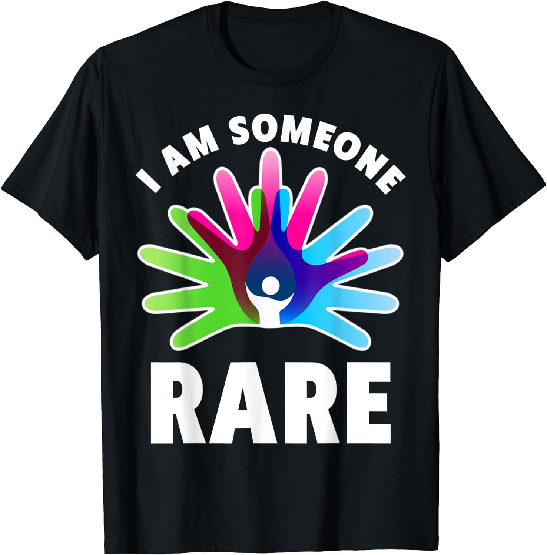 Rare Disease Day 2021 T-Shirt - i am someone rare disaese ...