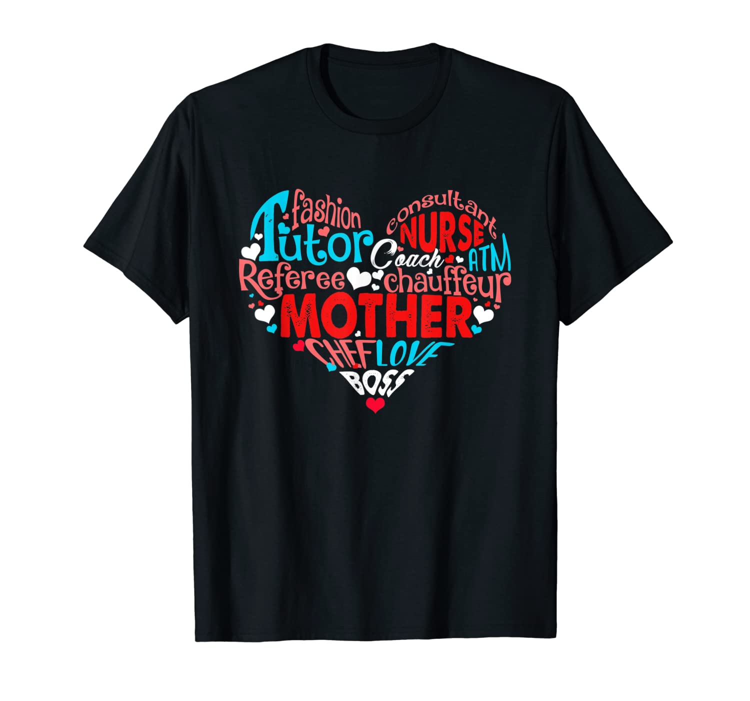Mom Is Everything We Need Happy Mother's Day Shirts