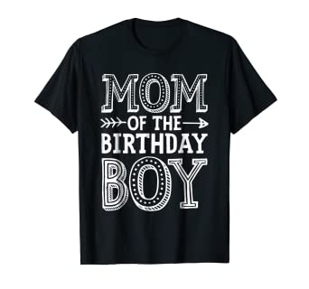 Amazon.com: Camiseta para mamá de cumpleaños con texto en ...