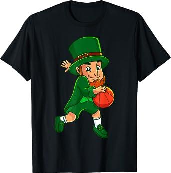 Boys Leprechaun St Patrick/'s Day Shirt Customize Family St Patrick/'s Day Shirts Boys Shamrock and Horseshoe Shirt St Patrick/'s Day Gift