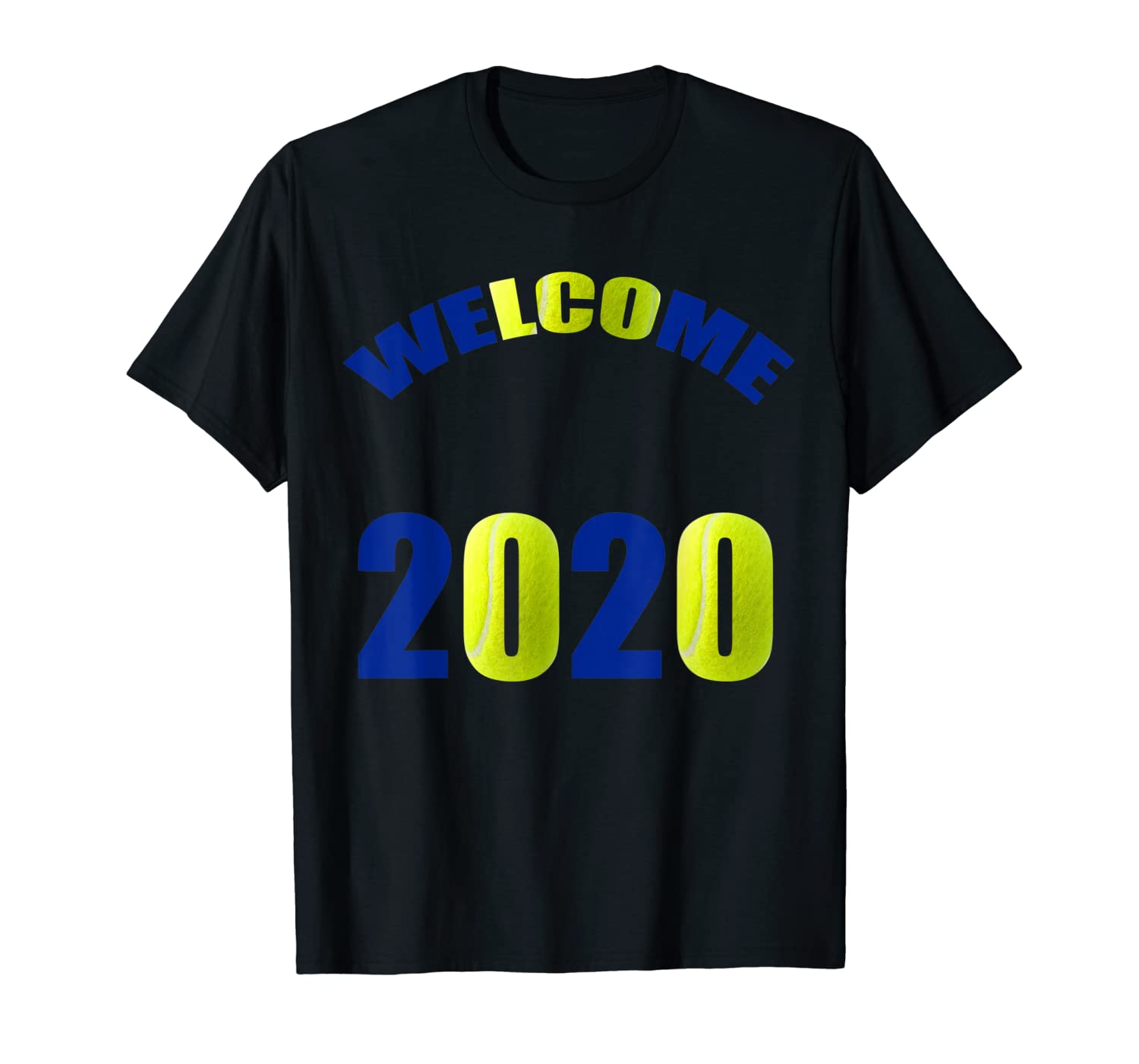 Amazon Com Welcome 2020 Tshirt New Year Celebration At The