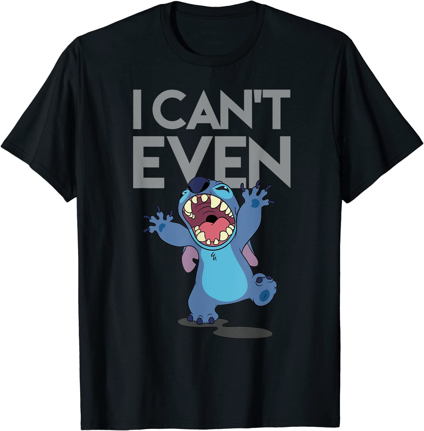 Disney Cant Free shipping Even Lilo and T-Shirt Gorgeous Stitch
