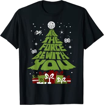 Star Wars Girls Christmas Tree Sweatshirt
