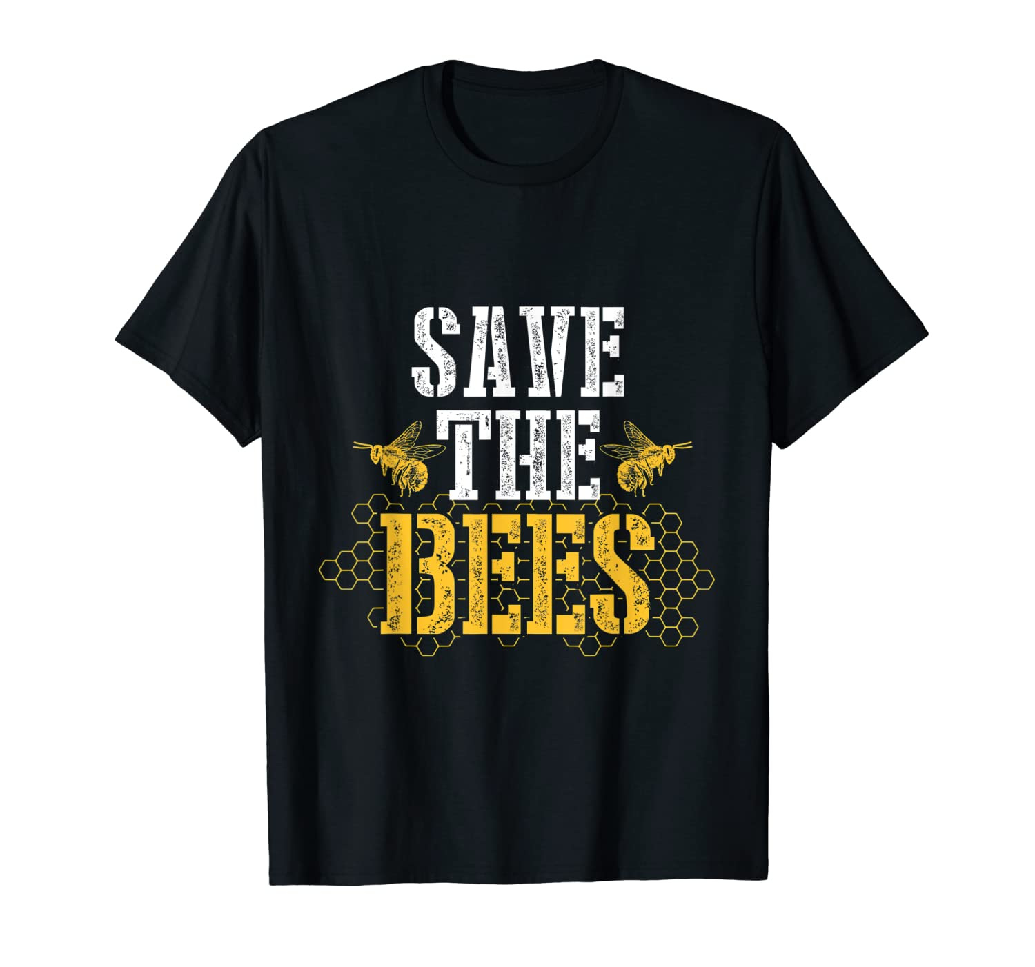 Save The Bees Environtal Earth Day Beekeeper Gift Shirts