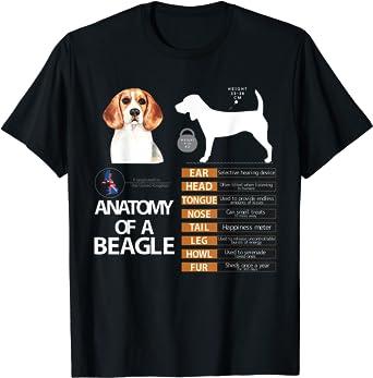 Vintage Beagle Dad Funny Beagle Dog Dad Father Gifts TShirt Beagle Dog Lover TShirt, Beagle Tshirt A Beagle Daddy Dog Father/'s day gift