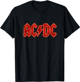 AC/DC - Electric Camiseta