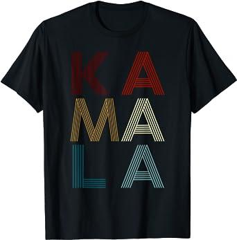 Kamala Harris is shushed T-Shirt for Sale by Kim Warp