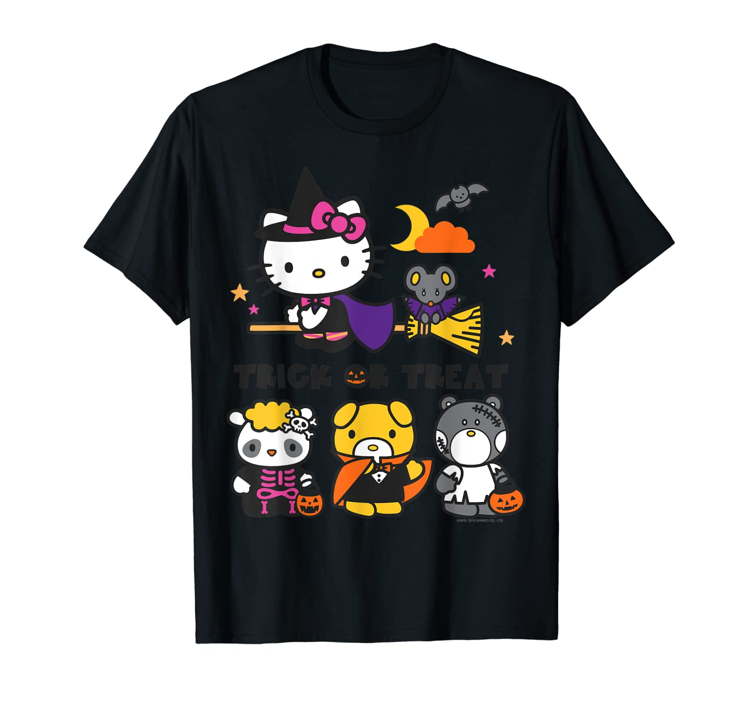 Hello Kitty - Trick or Treat T-Shirt