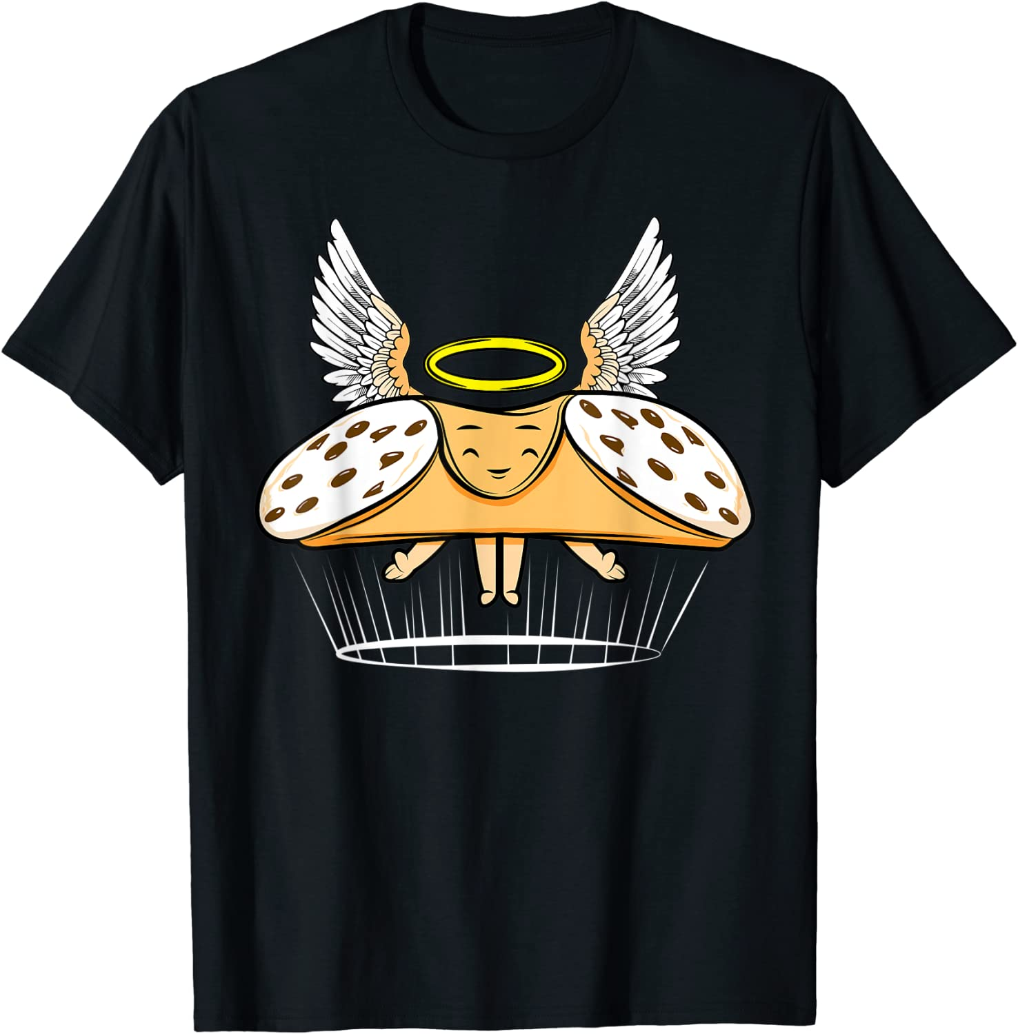 Holy Cannoli Italian Food Pun Excited Shocked Gift T-Shirt