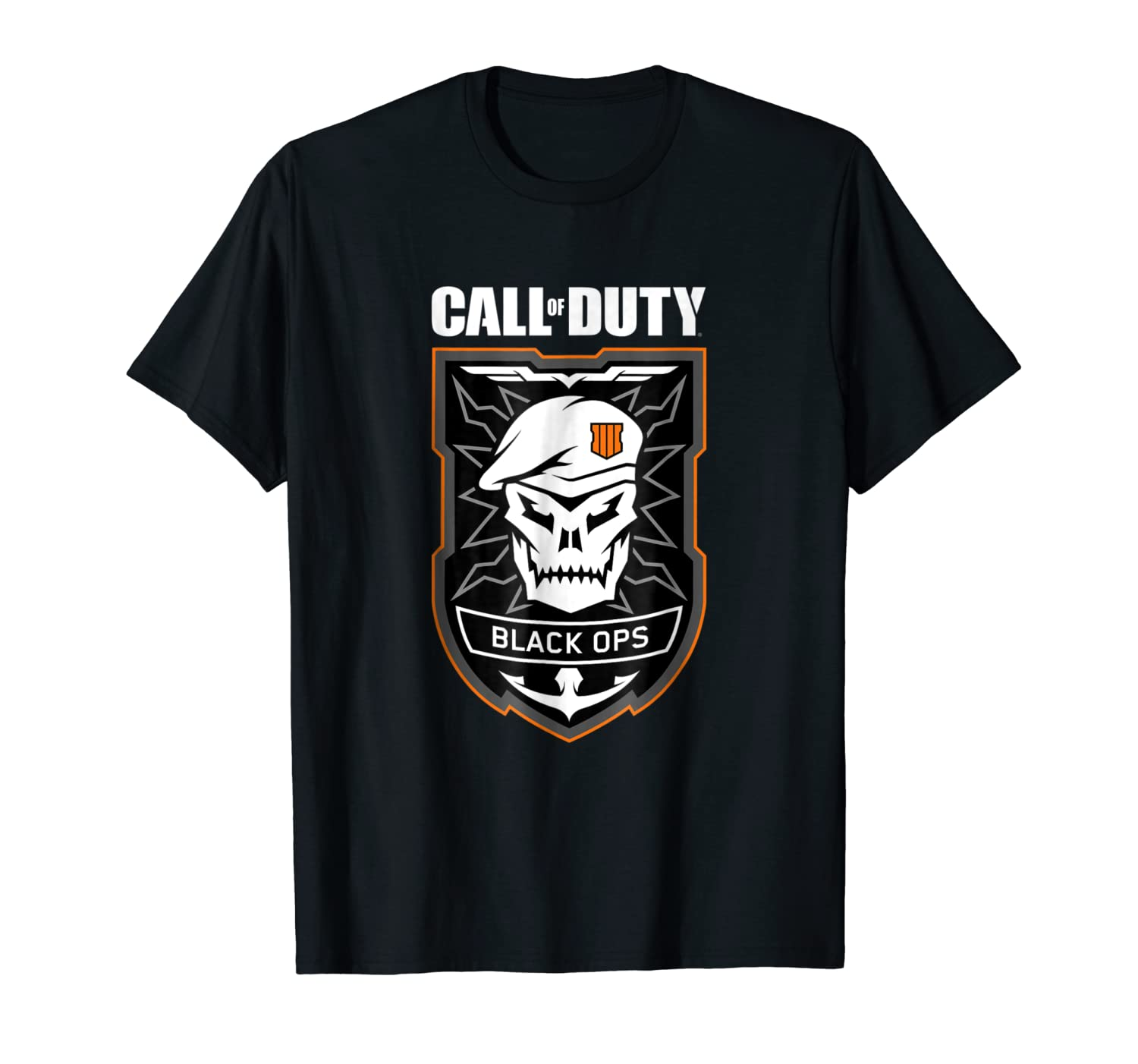 Call of Duty: Black Ops 4 Badge T-Shirt