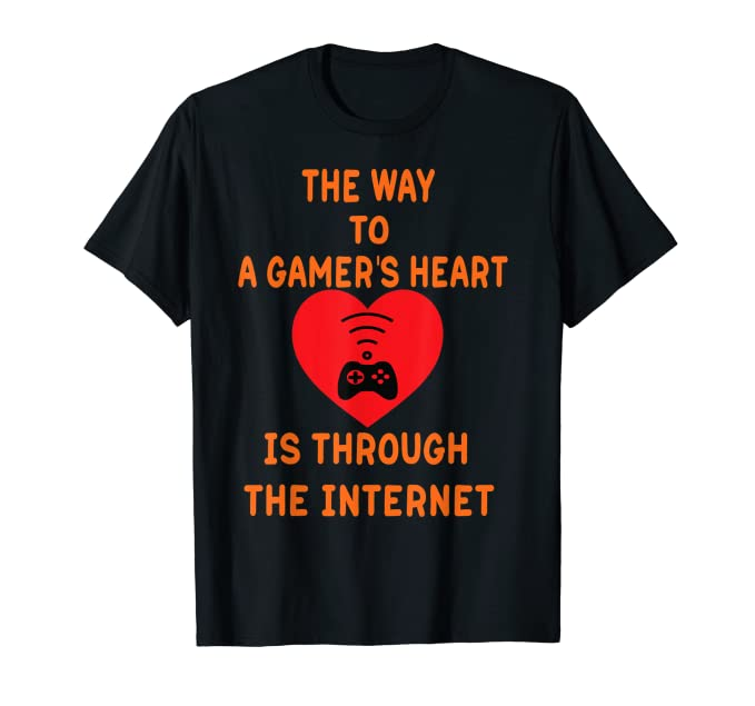 Funny Internet Gamers T-Shirt