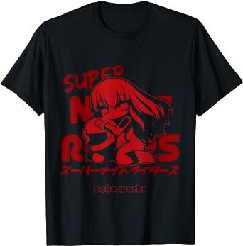 「スーパーナイトライダー」アリス(フロントのみ) Tシャツ