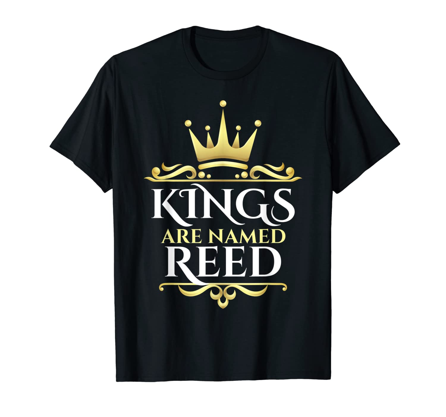 Kings Are Named Reed Shirts