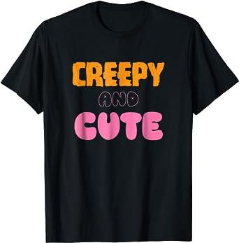Creepin It Real Unisex Tee Funny Halloween Shirt Creepy T Shirt Halloween Shirt Fall Tee Scary Shirt Halloween Tee Creepy Cute Shirt