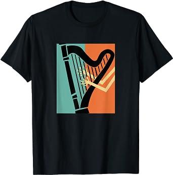 Harpe moderne du milieu du siècle T-Shirt