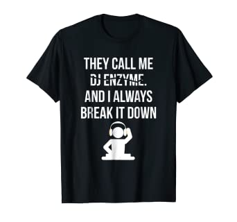 Amazon.com: Call Me DJ enzima siempre Break It Down salud ...
