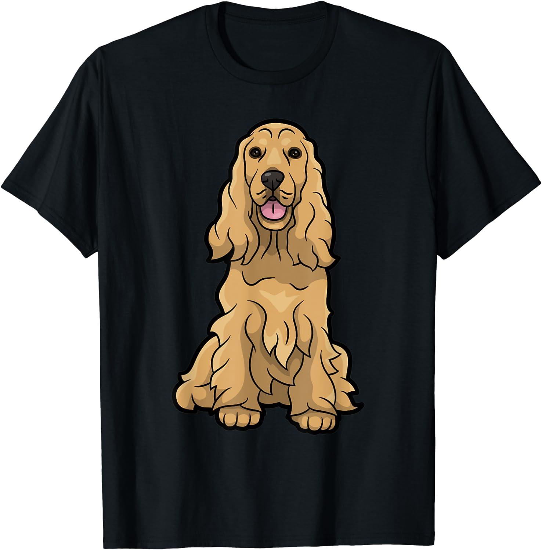 Adorable Cocker Spaniel T-Shirt