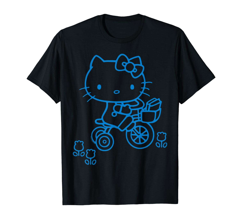 Hello Kitty - Fahrrad T-Shirt