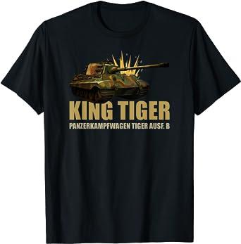 Tiger II Panzer Sweatshirt
