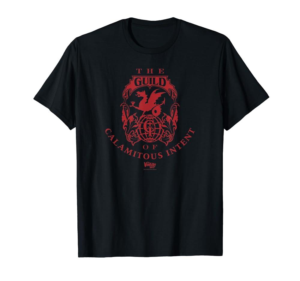 The Venture Bros. Build T-Shirt Unisex Tshirt