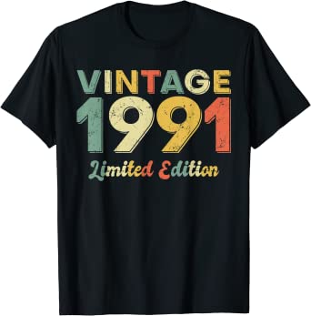 30th birthday gifts for men vintage 1991 30th birthday tank 30th birthday 30th birthday gift for women 1991 30th birthday gift gift