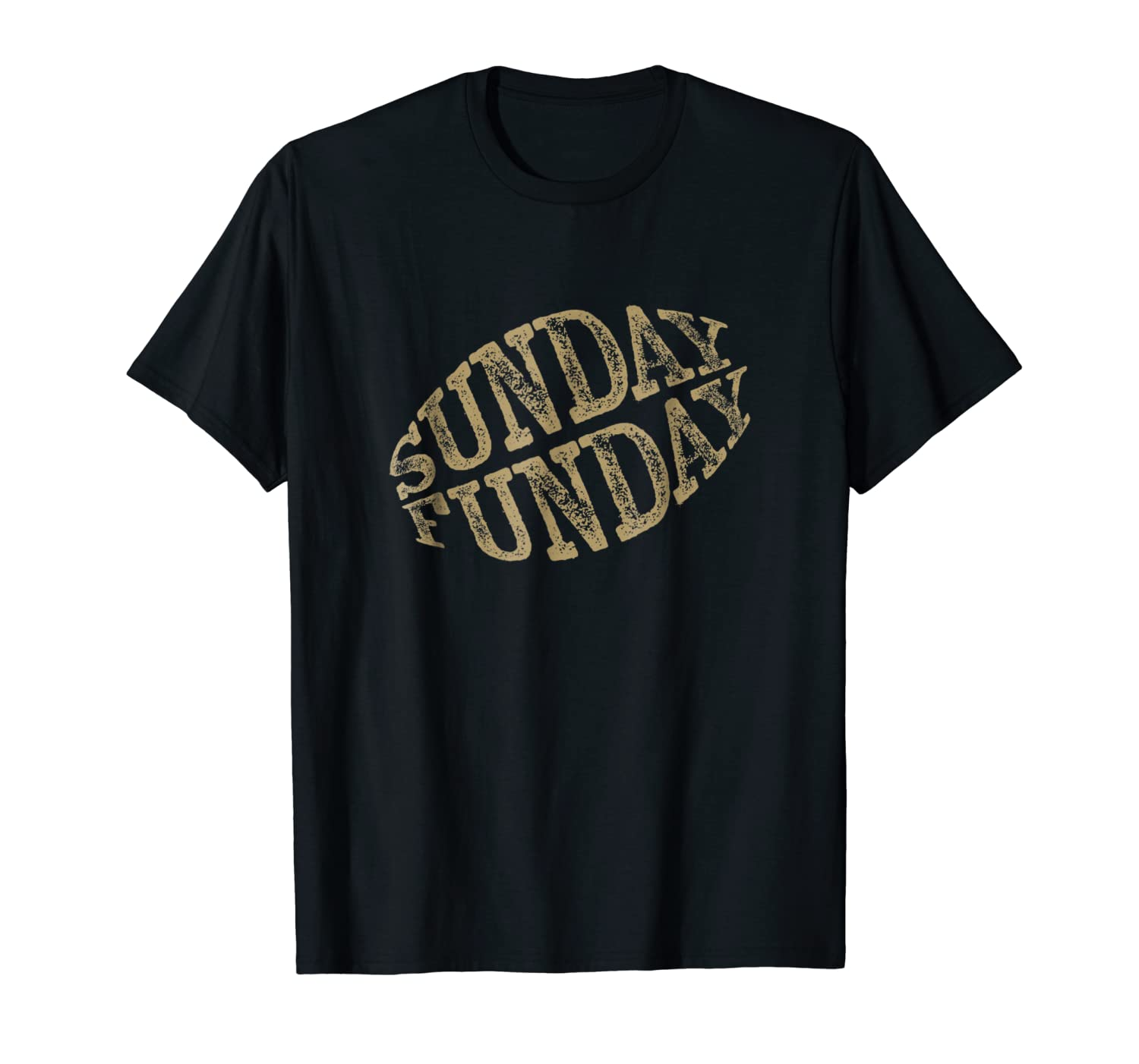 Sunday Funday T-Shirt - Vintage New Orleans Football Tee-TH