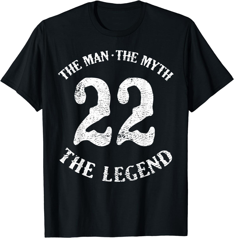 22nd birthday gifts for men 22nd Birthday Sweatshirts gift for 22nd  birthday 22nd birthday I/'m 22 22nd birthday gift