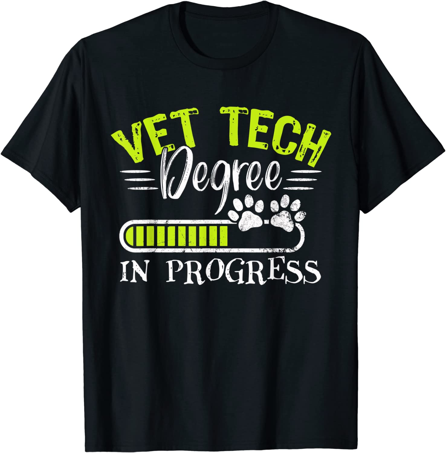 Amazing Vet Tech Difficult to Find Novelty T-Shirt