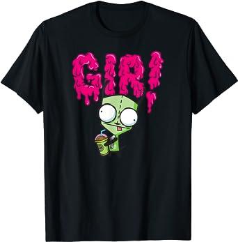 Invader Zim Gir Slime Slush T-Shirt