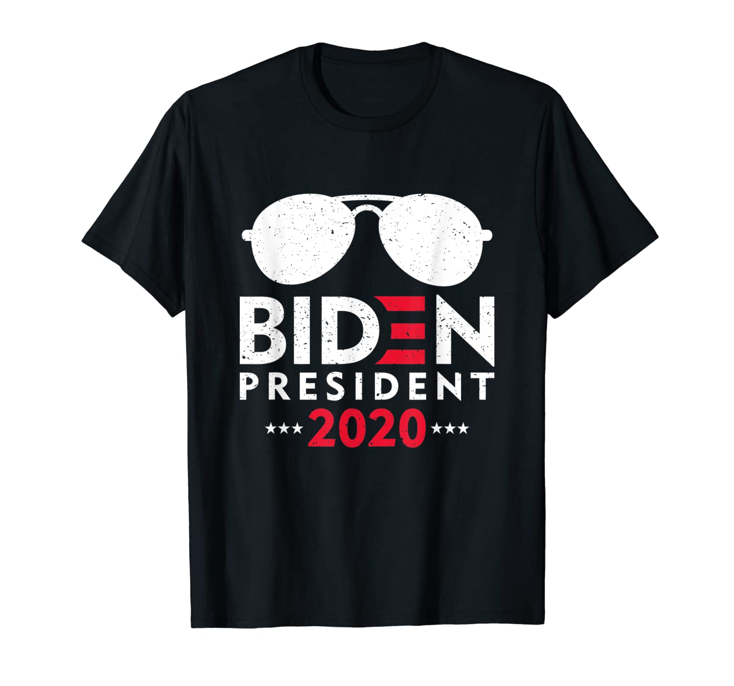 Joe Biden 2020 46th Distressed Biden president 2020 T-Shirt