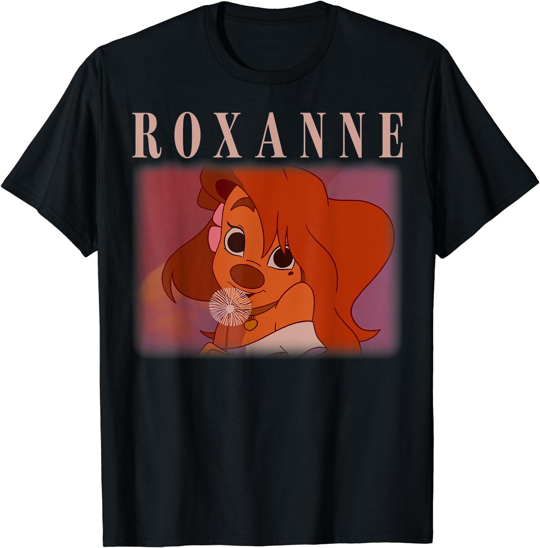 Disney A Goofy Movie Roxanne Portrait T-Shirt