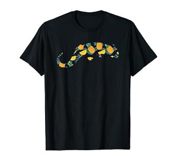 Amazon.com: Pineapple Hawaiian Axolotl Women Men Print Pet ...