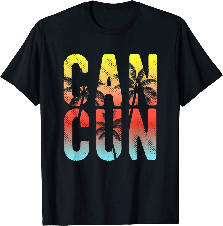 Cancun T-Shirts size L