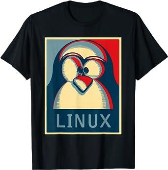 Original Linux Gift Vintage Geek UNIX funny Shirt T-Shirt