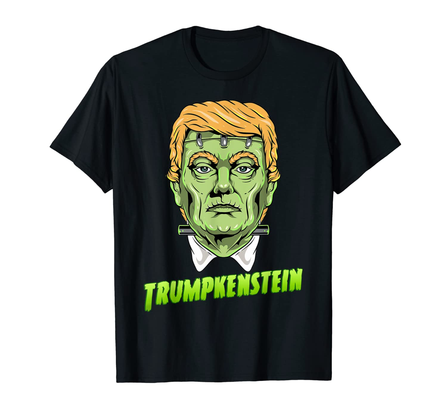 Trumpkenstein Donald Trump Halloween Costume T-Shirt