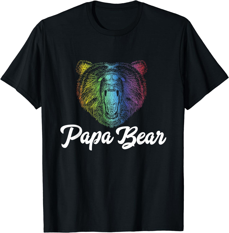 Gay Pride Papa Bear