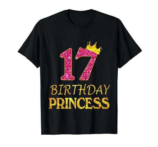 Amazon.com: Corona 17th cumpleaños princesa de la niña ...