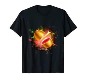 Amazon.com: Fruit Ninja -5 Año Aniversario playera, hombre ...