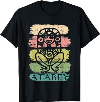 Atabey Taina Goddess. Gift Puerto Rico Taino Shirt for Women ...
