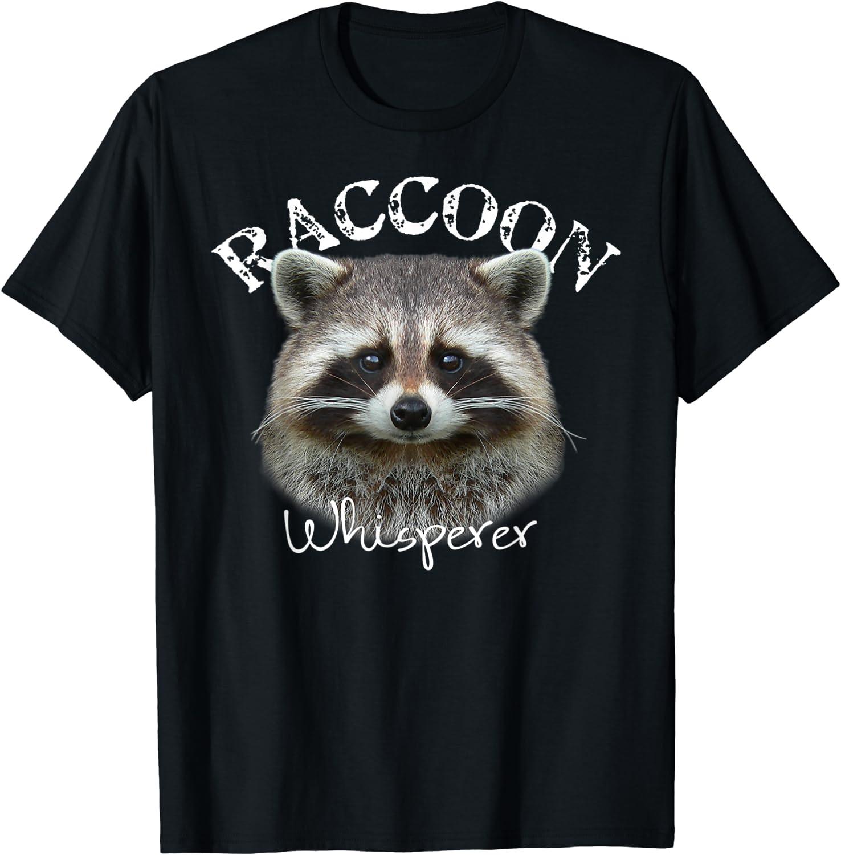 Phoenix Mall Raccoon Whisperer Ranking TOP8 Shirt Cute T-Shirt