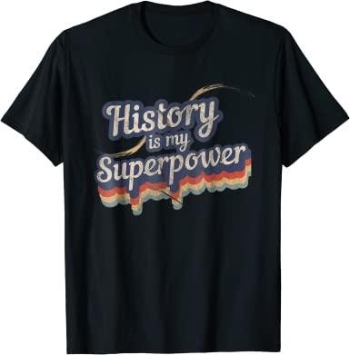 This Geeky History-Themed T-Shirt